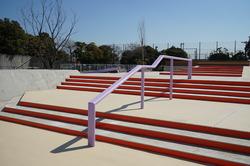 浦安市運動公園スケートボード場